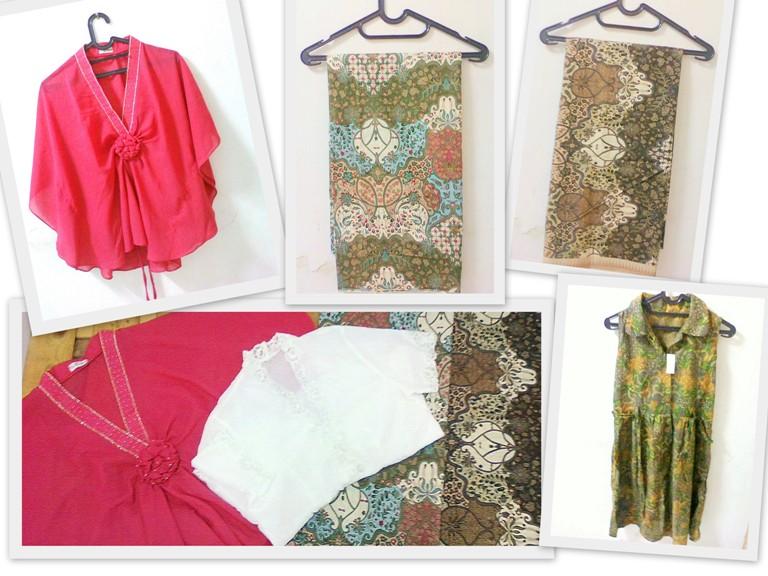 thamrin city - shopping items