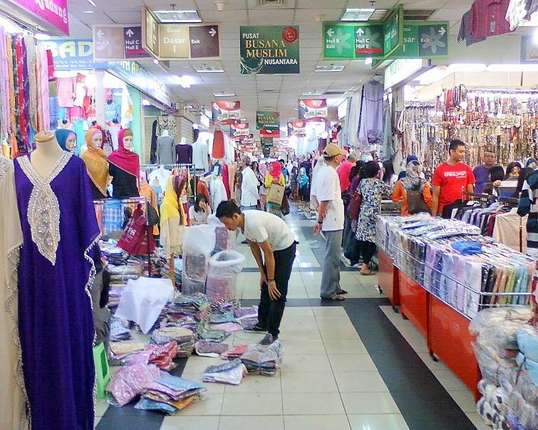 Thamrin City – Pusat Batik Nusantara | missdiskondotcom